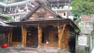 Hotel Natraj, Manali Manali Vashisht temple