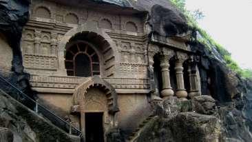 Pandavleni Caves near Nasik