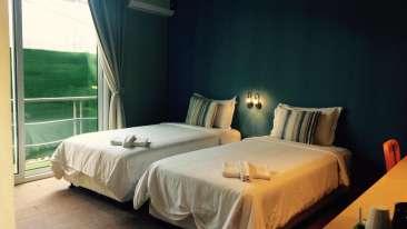 The Beacha Club Hotel, Krabi, Phi Phi Islands Krabi Standard Twin Room The Beacha Club Hotel Krabi Phi Phi Islands 2