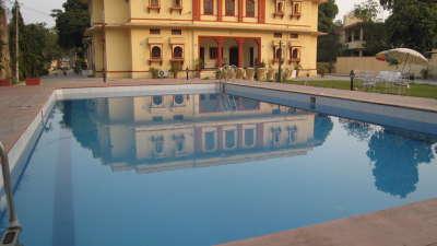 Admiral's Family | Devi Niketan Heritage Hotel, Jaipur