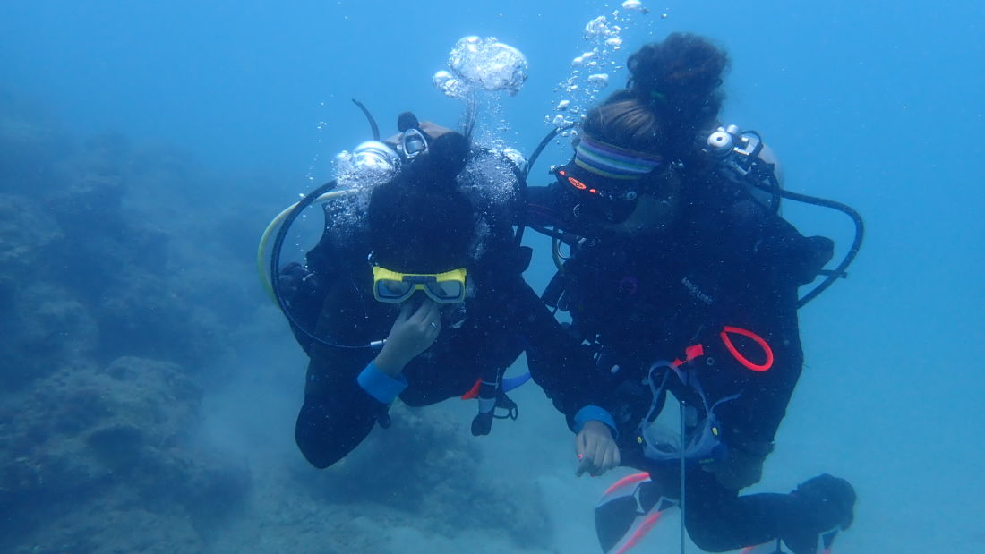Discover Scuba Diving in Andaman Photo by Avi Singh