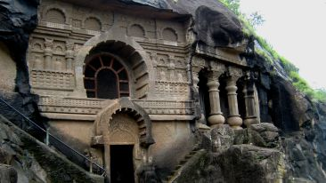 Pandavleni Caves near Nasik
