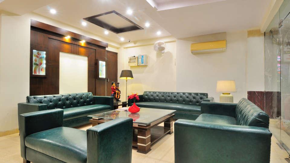 Reception at Rooms at Gaylord International hotels 4