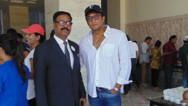 Ajinkya Dev The Orchid Hotel, Celebrities In Pune Hotels