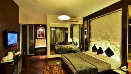 Hotel Shreyans Inn, Safdarjung Enclave, New Delhi Delhi Shreyans Inn Safdarjung Enclave New Delhi Luxury Rooms4 2