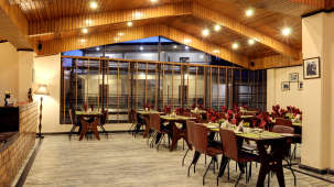 Tsomgo Restaurant at Summit Norling Resort 2