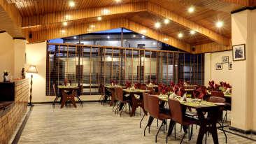 Tsomgo Restaurant at Summit Norling Resort 2