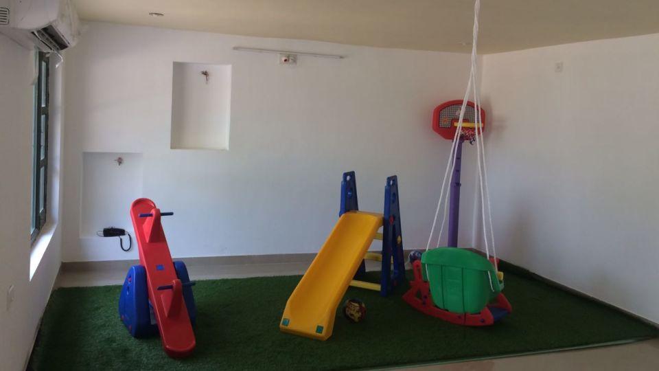 The Space Jungle Retreat, Udaipur Udaipur Kids Play Area 2