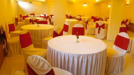 Onyx Meeting and Banquet Hall at Kamfotel Hotel Nashik