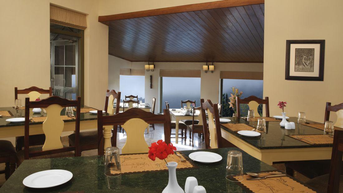 Restaurant in Mussoorie