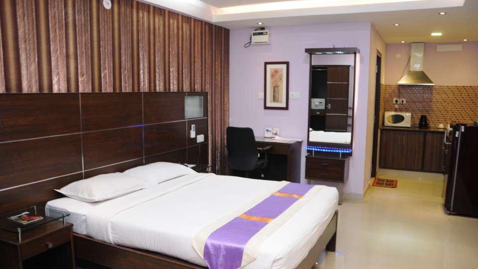 Maple Suites Serviced Apartments, Bangalore Bangalore DSC 4987
