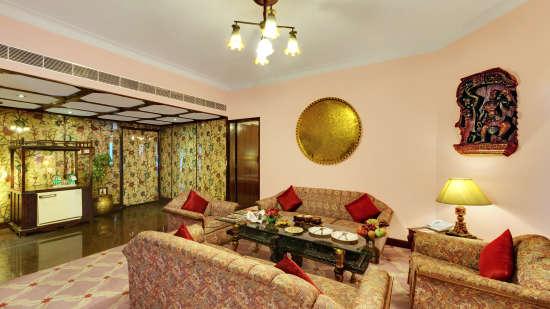Presidential Suite at Ambassador Ajanta Aurangabad 2