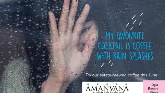 Monsoon at Amanvana Spa Resort- Coorg