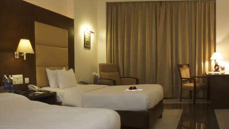 Superior Room at Legend Portico Sarovar, Baddi