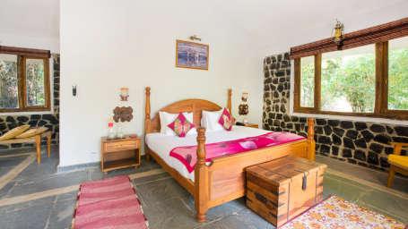 Best Resorts in Bandhavgarh, Rosa Bandhavgarh Meadows, Villas