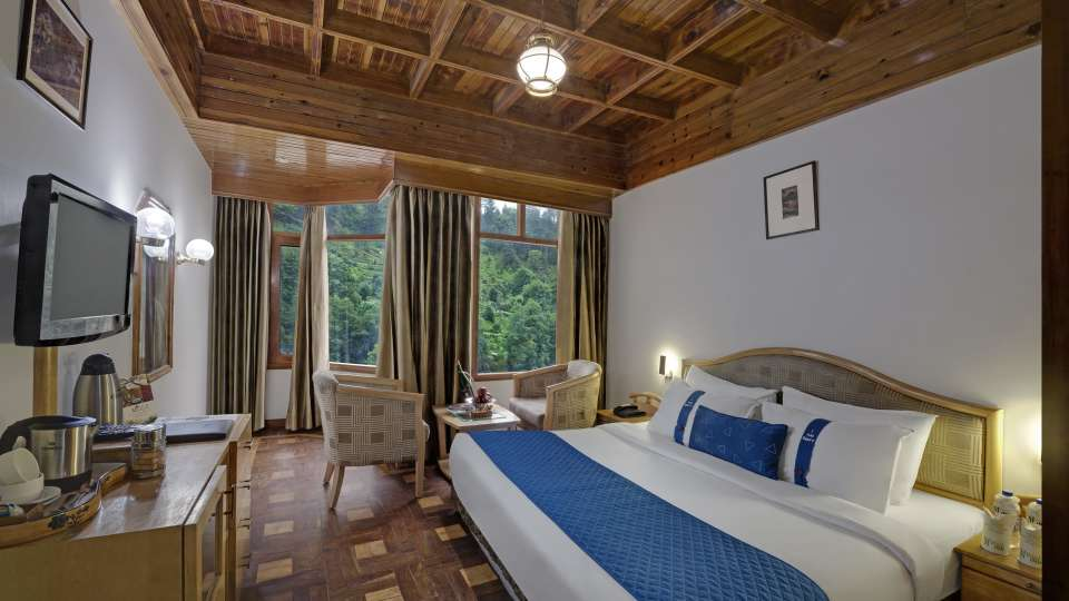 Duplex Suite at Manali Inn Hotel