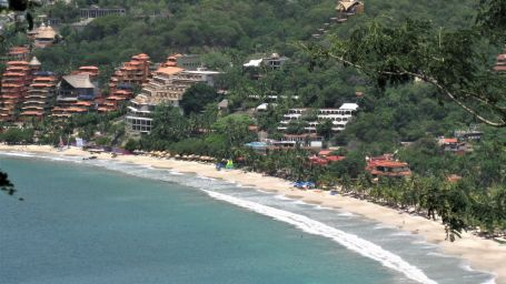 Solana Boutique B&B Zihuatanejo Playa La Ropa hotel