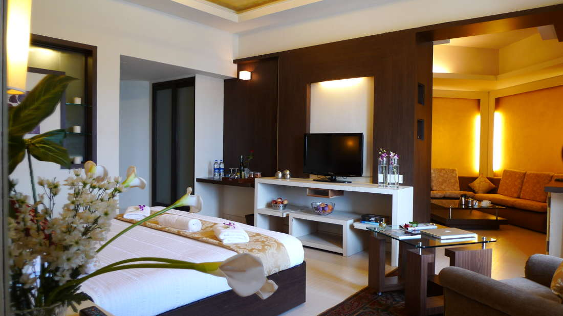Presidential Suite The Hans Hotel Hubli