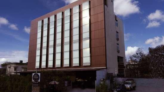 Facade Hotel Mint OTM Hyderabad 3