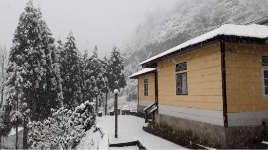 View at Summit Alpine Resort Lachung Hotels in Lachung 7