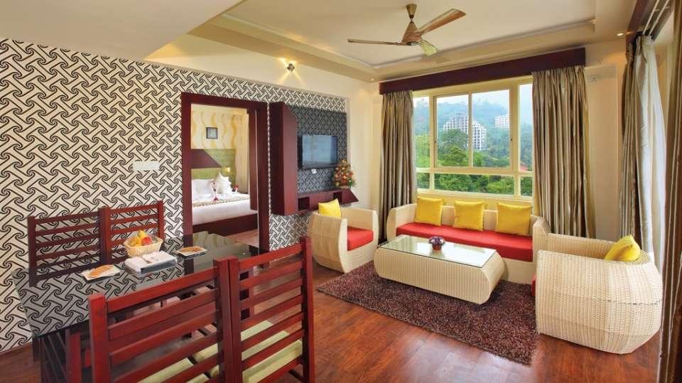 Presidential Suites, Gokulam Park Munnar, Suites in Munnar