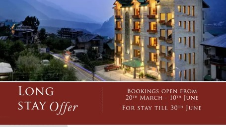 Stay Long Offer at Summit Hotels and Resorts
