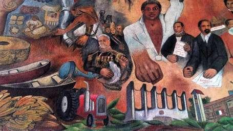 Petatlan mural