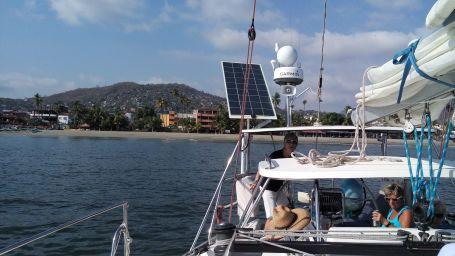 Zihuatanejo Sailfest cruise 2019