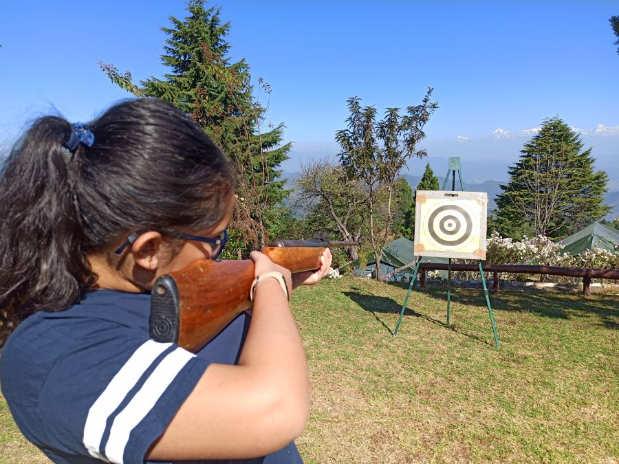 Let s Camp Sitlakhet activity rifleshooting