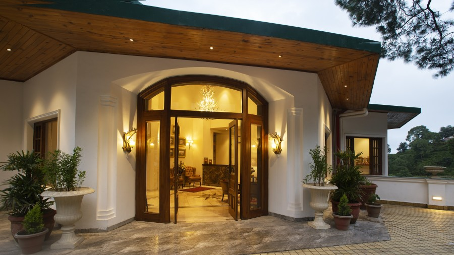 Facade 4, Bara Bungalow, Kasauli, Kasauli Resort