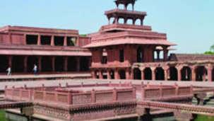 Star Hotels  Agra Fatehpur Sikri Jaipur Ajmer Pushkar 3 Days Tour Package Hotel Era Delhi