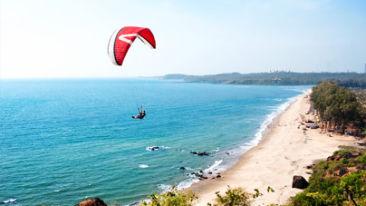 The Eternal Wave, Calangute, Goa Goa Calangute Beach The Eternal Wave Calangute Goa