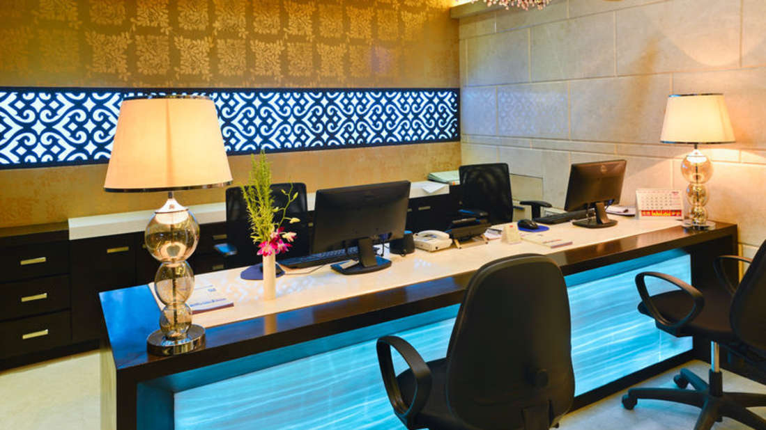 Reception Hotel Souther Grand Vijayawada 1