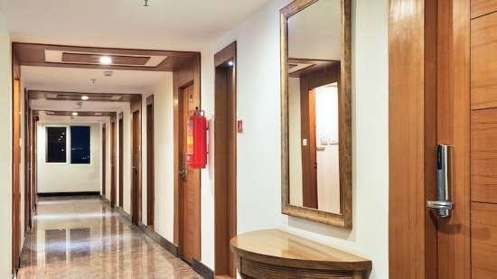 Corridor Hotel Southern Grand Vijayawada
