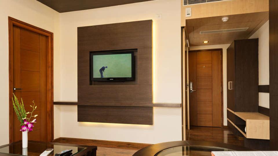 Deluxe Rooms Hotel Southern Grand Vijayawada 1