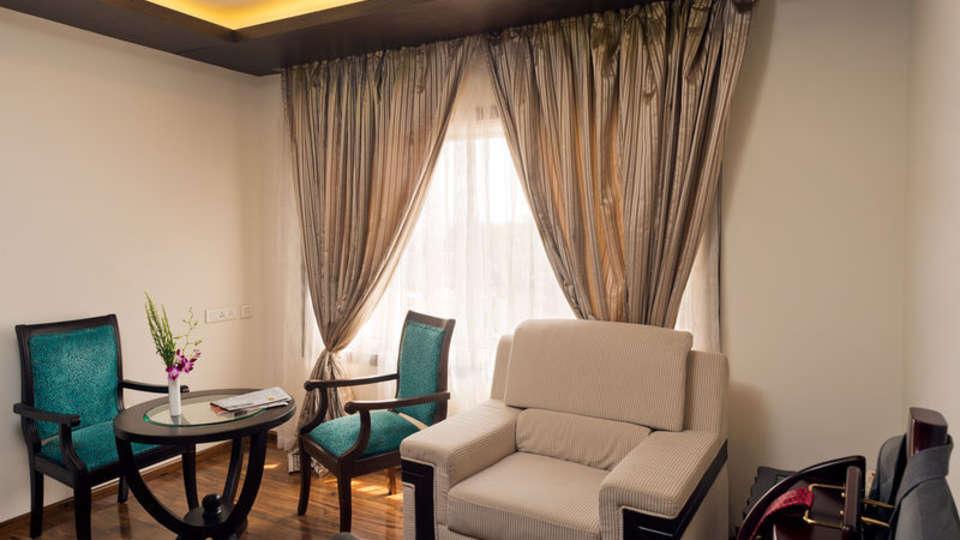 Deluxe Rooms Hotel Southern Grand Vijayawada 3
