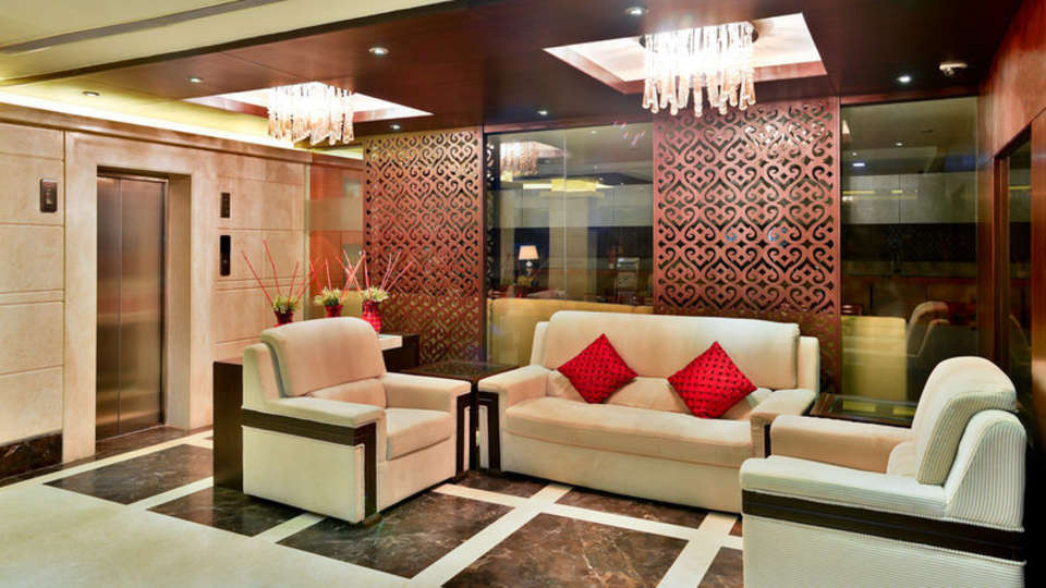 Reception Hotel Souther Grand Vijayawada 2
