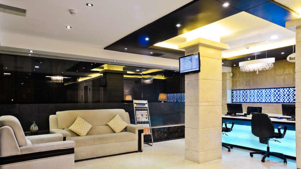 Reception Hotel Souther Grand Vijayawada 3
