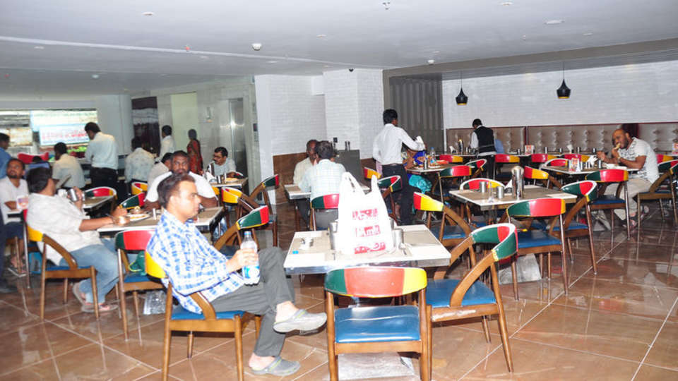 Restaurant Hotel Southern Grand Vijayawada