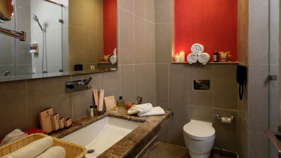 Superior Rooms Nidhivan Sarovar Portico Vrindavan