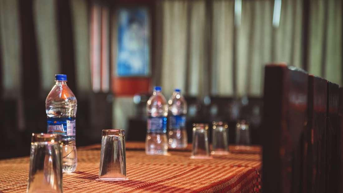 Restaurant at Hotel Meenakshi Udaipur 8