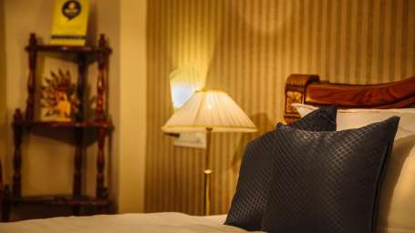 Super Deluxe Rooms at Hotel Meenakshi Udaipur 5