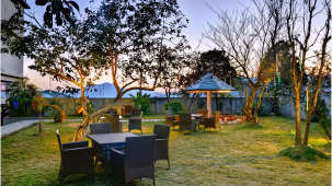 GARDEN at Summit Golden Crescent Resort Spa Gangtok 5