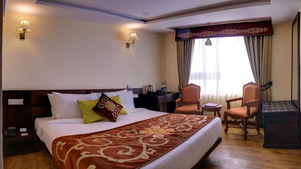 Deluxe Rooms in Darjeeling at Summit Hermon Summit Hermon Hotel Spa Darjeeling 3