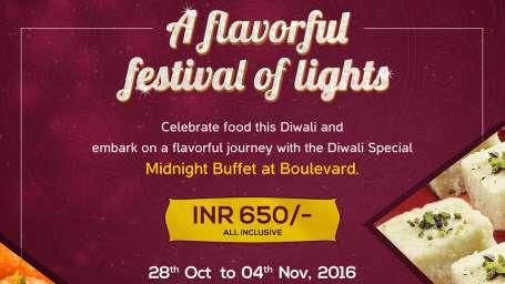 The Orchid - Five Star Ecotel Hotel Mumbai Diwali Promotion