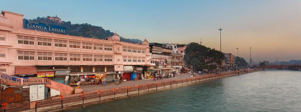 Ganga Lahari Hotel, Haridwar Haridwar Overview The Ganga Lahari Hotel