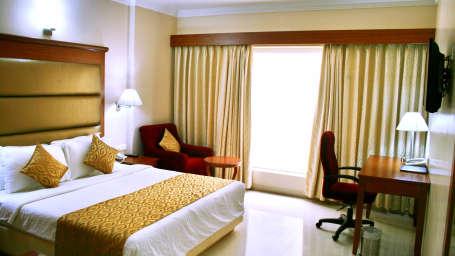 Raj Park Hotel - Tirupati Tirupati Family Room Raj Park Hotel Tirupati 3
