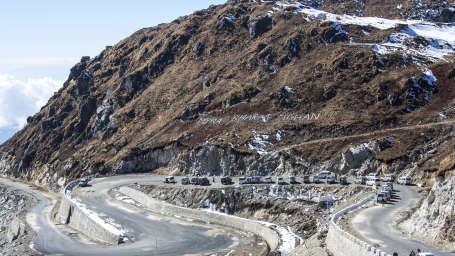 Nathula Pass Summit Resort and Spa Gangtok
