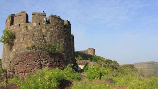 Malhargad Fort Fort JadhavGADH - Heritage Resort Near Pune