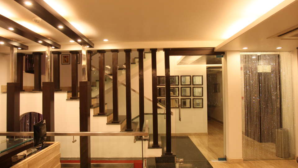Emblem Hotel, New Friends Colony, New Delhi Delhi Staircase Emblem Hotel New Friends Colony New Delhi